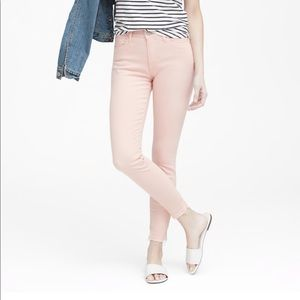 2 for $50 🐰 Women's Blush Pink Skinny Ankle Jean